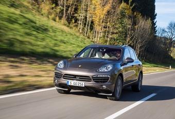 Porsche Cayenne S Diesel #1