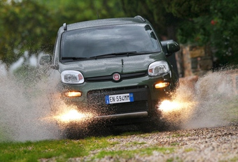 Fiat Panda 4x4 #1