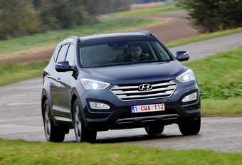 Hyundai Santa Fe 2.2 CRDi 4WD A #1