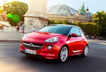Opel Adam #1