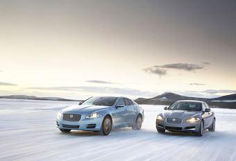 Jaguar XF & XJ AWD #1