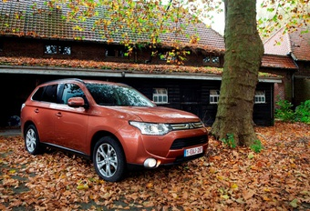 Mitsubishi Outlander 2.2 DID ClearTec #1