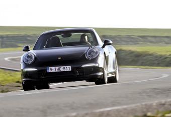 Porsche 911 Carrera 4S PDK #1