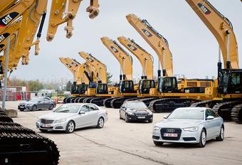 Audi A6 TFSI Hybrid, BMW ActiveHybrid5, Lexus GS 450h en Mercedes E 350 BlueTec Hybrid : Bekeerlingen #1