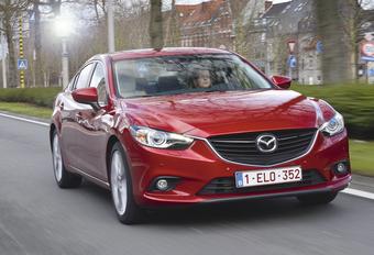 Mazda 6 2.2 Skyactiv-D 175A & Wagon 2.0 Skyactiv-G 165 #1