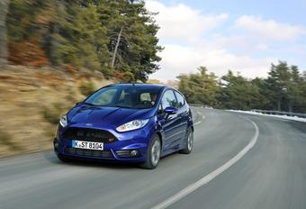 Ford Fiesta ST #1