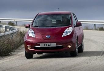 Nissan Leaf #1