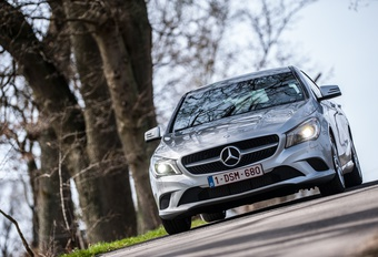 Mercedes CLA 220 CDI #1