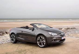 Opel Cascada 2.0 CDTI 165 #1