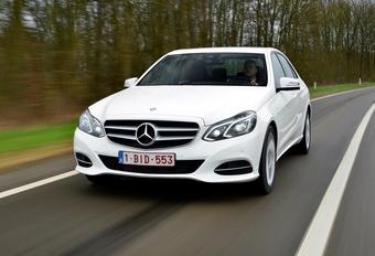 Mercedes E 220 CDI #1