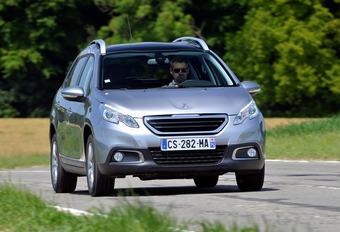 Peugeot 2008 1.6 e-HDi 92 #1