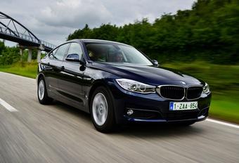 BMW 318d Gran Turismo #1