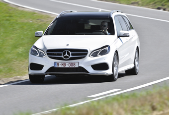 Mercedes E Break 250 CDI #1
