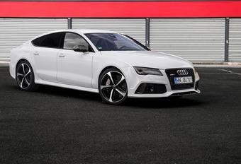 Audi RS7 #1
