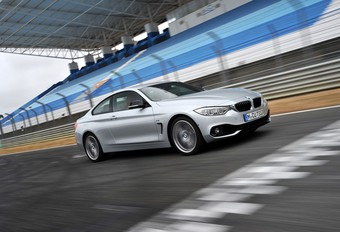 BMW 4-Reeks #1