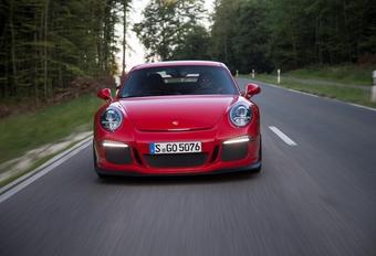 Porsche 911 GT3 #1