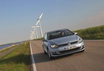 Volkswagen Golf BlueMotion #1