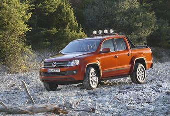 Volkswagen Amarok Canyon #1