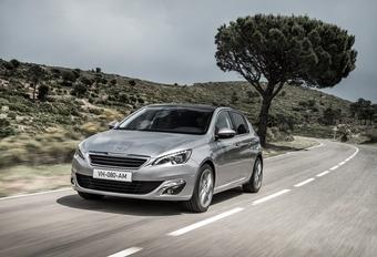 Peugeot 308 #1