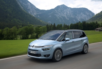 Citroën Grand C4 Picasso #1