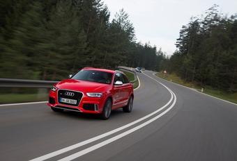 Audi RSQ3 #1