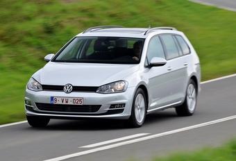 Volkswagen Golf Variant 1.6 TDI 105 #1