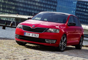 Skoda Rapid Spaceback #1