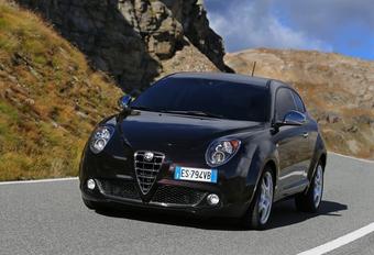 Alfa Romeo MiTo #1