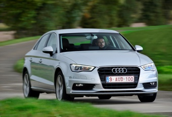 Audi A3 Berline 1.4 TFSI 140 #1