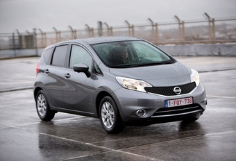 Nissan Note 1.2 #1