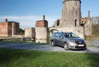 Dacia Logan MCV 0.9 TCe #1