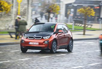 BMW i3 REX #1