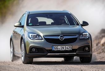 Opel Insignia Country Tourer #1