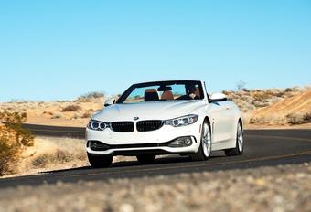 BMW 4-Reeks Cabrio #1