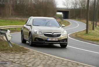 Opel Insignia Country Tourer 2.0 CDTI 195 #1