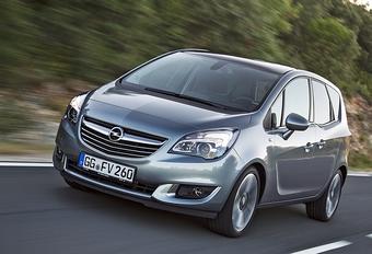 Opel Meriva #1