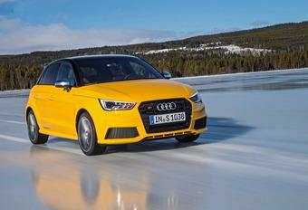 Audi S1 #1