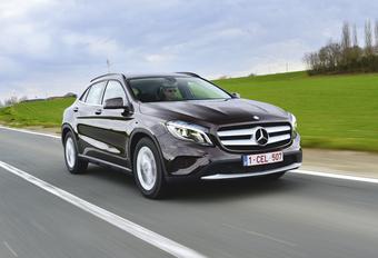 Mercedes GLA 200 CDI #1