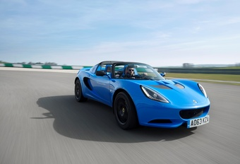 Lotus Elise S Club Racer #1