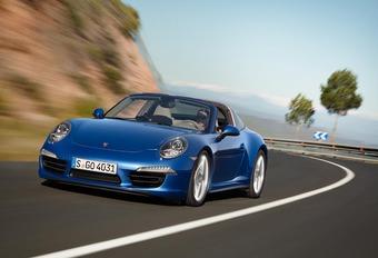 Porsche 911 Targa #1