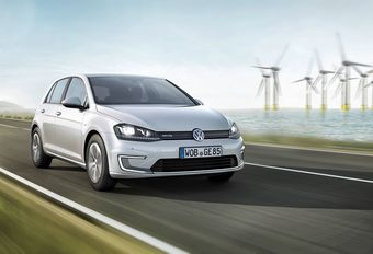 Volkswagen e-Golf #1