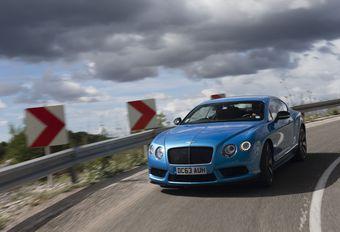 Bentley Continental GT V8 S #1