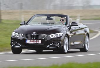 BMW 420d Cabrio #1