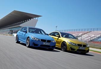 BMW M3 en M4 #1