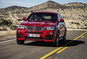 BMW X4 #1