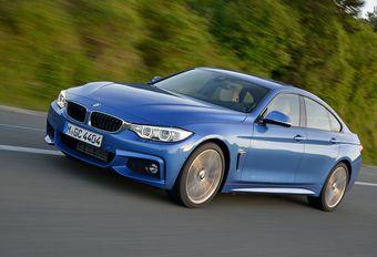 BMW Série 4 Gran Coupé #1