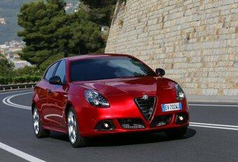 Alfa Romeo Giulietta Q.V. #1