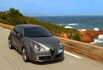 Alfa Romeo Mito Q.V. #1