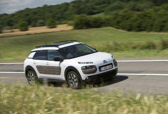 Citroën C4 Cactus BlueHDI #1