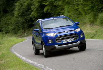 Ford EcoSport 1.0 EcoBoost #1